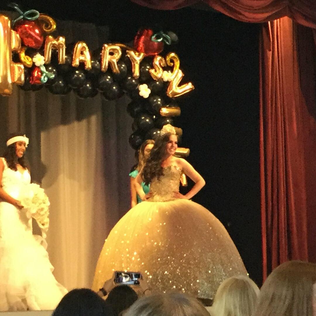 Marysville Festival Fashion Show