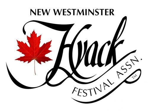 New Westminister Hyack festival logo