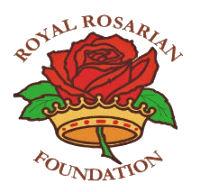 Royal Rosarians logo